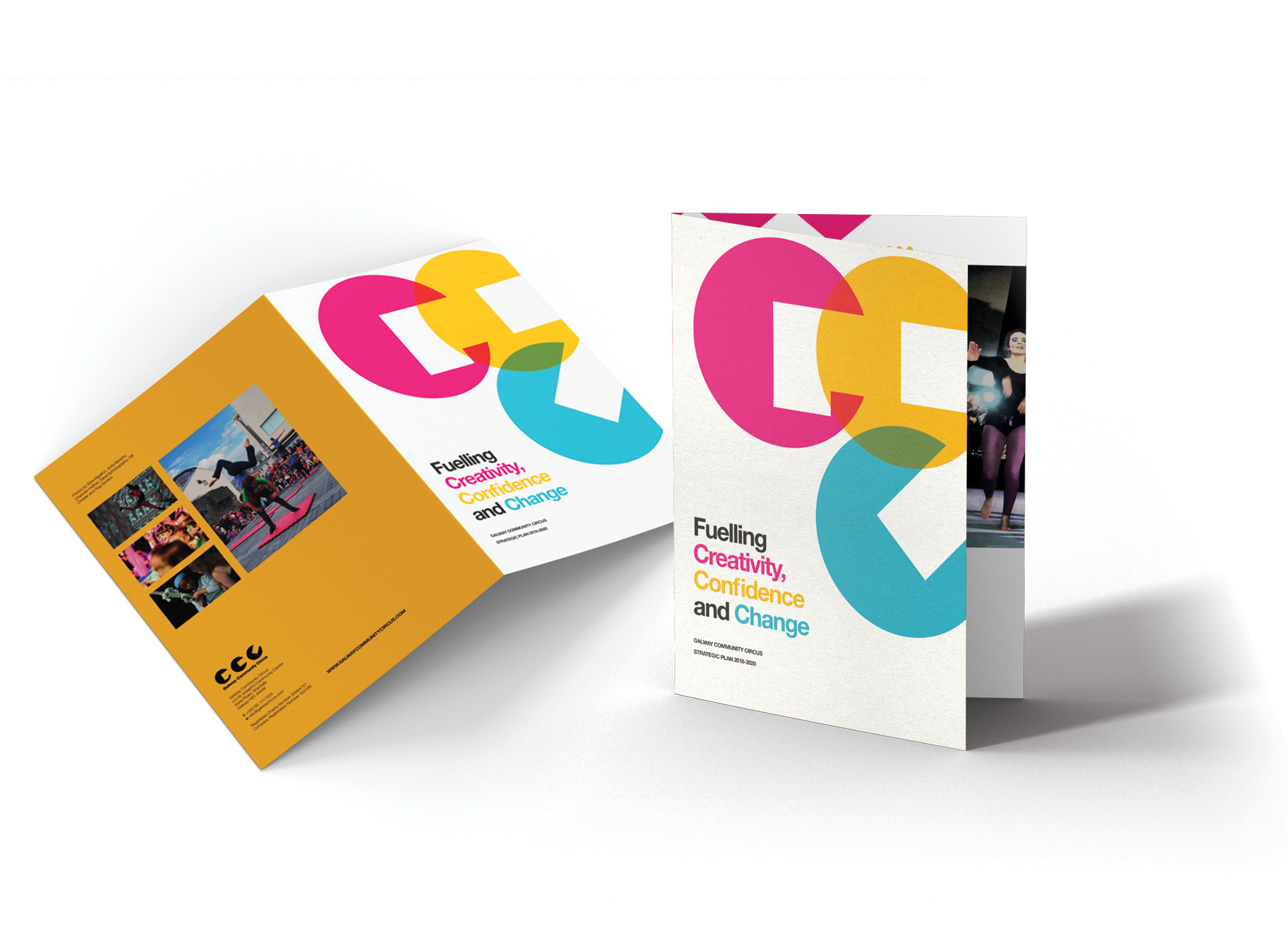 iSupply design and print work example
